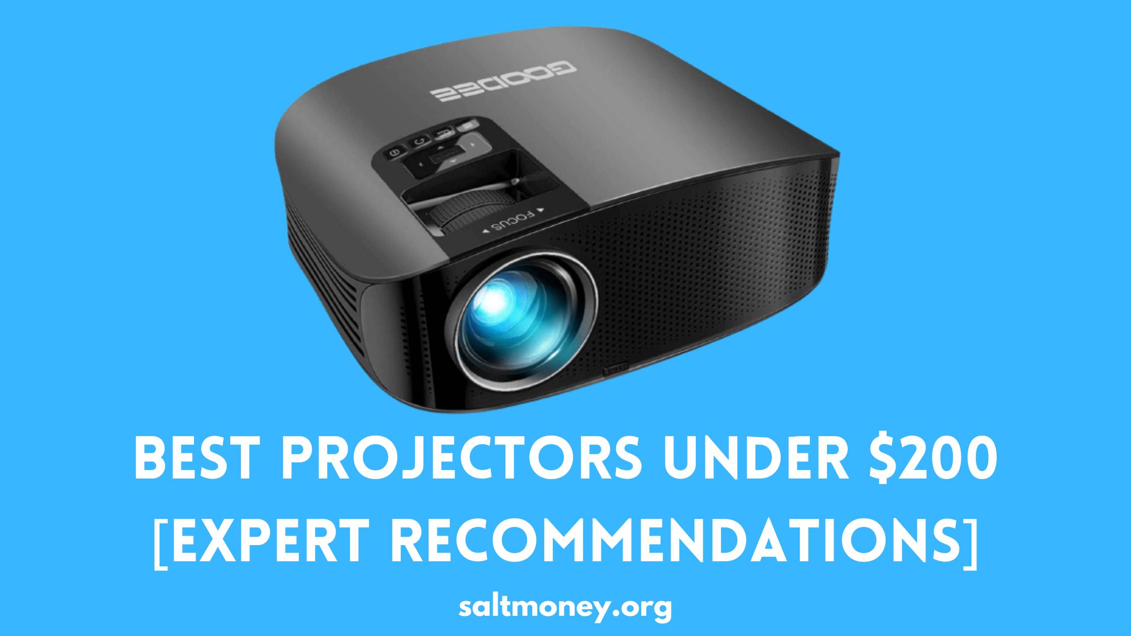 Beste Projektoren unter $200 Review