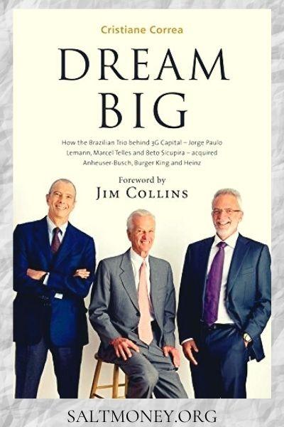 Dream Big by Cristiane Correa